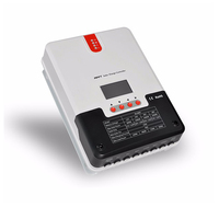 60A 12V 24V 36V 48V Solar Panel MPPT Solar Charge Controller Regulator ML4860 LCD Display
