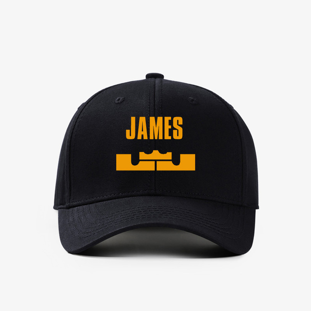Aliexpress.com   Buy Baseball Cap LeBron James Men s Adjustable Cap Casual  leisure hats Solid Color Fashion Snapback Summer Fall hat from Reliable  baseball ... dc200d838f2
