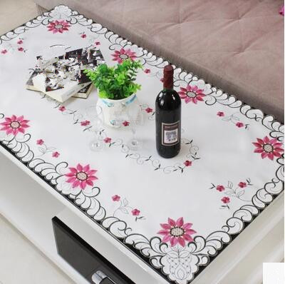 The Living Room Coffee Table Cloth Rectangular Small Square GardenChina