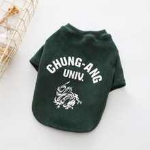 Free Shipping Pet Clothes for Small  Ropa Perro French Bulldog Ubrania Dla Psa Spring Vestiti Cane Dogs A013