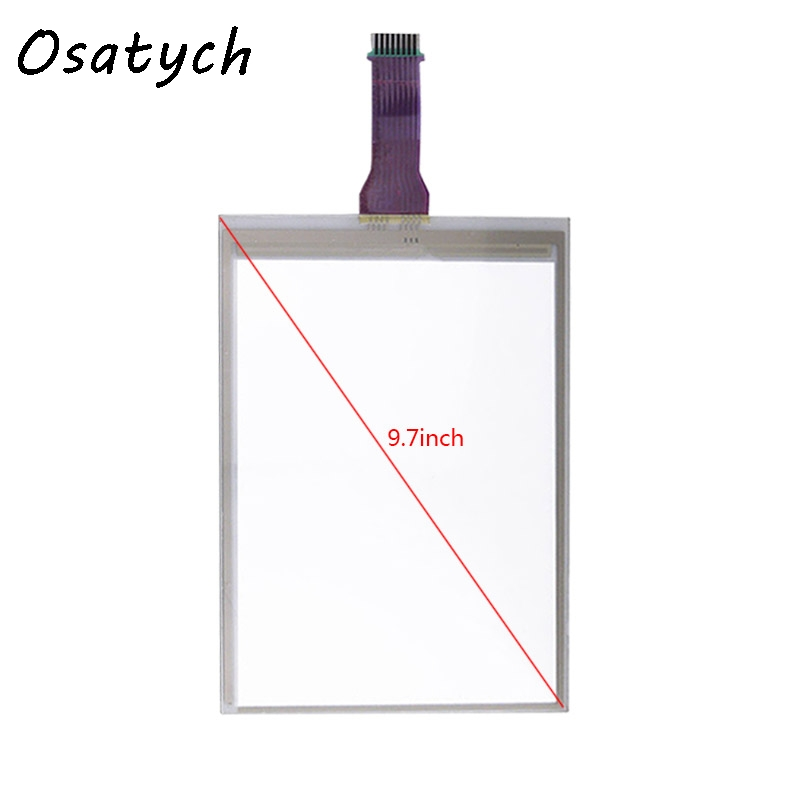 8 Wire 9 4 Inch Touch Screen For Toschiba LM64183P 52006K 220 182mm Digitizer Glass Panel