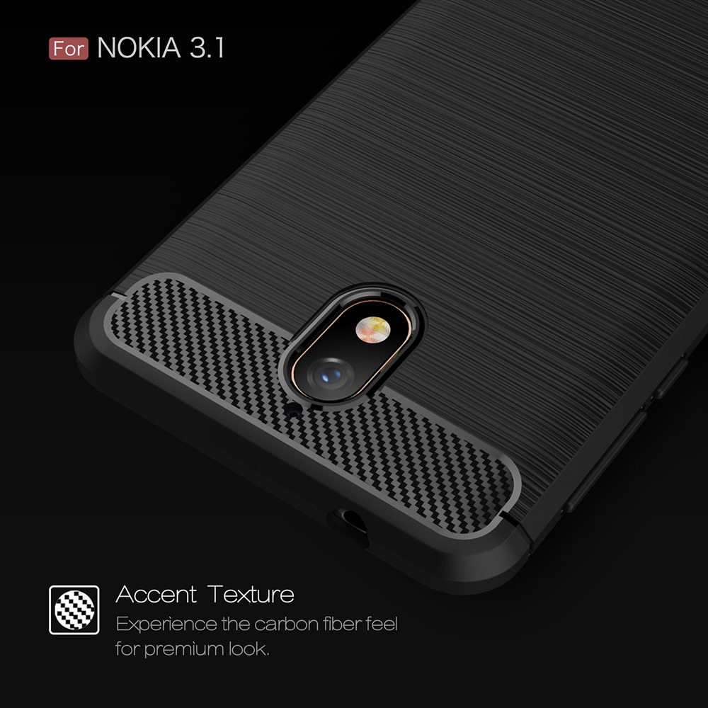 UTOPER Soft Silicone Cover For Nokia 3.1 Case For Nokia 7 Plus X6 Case For Nokia 6.1 2018 Case For Nokia 2.1 5.1 5 6 3 8 TA-1063