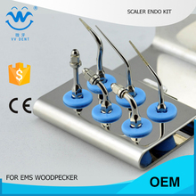 1SET EEKS ENDODONTIC KIT for EMS WOODPECKER dental instrument