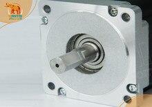 1 предмет Nema 34 Wantai шагового двигателя 1232oz-in, 6A, WT86STH118-6004A & 4 шт. драйвер DQ860MA, 7.8A/80VDC ЧПУ мельница Cut гравировка, лазерная