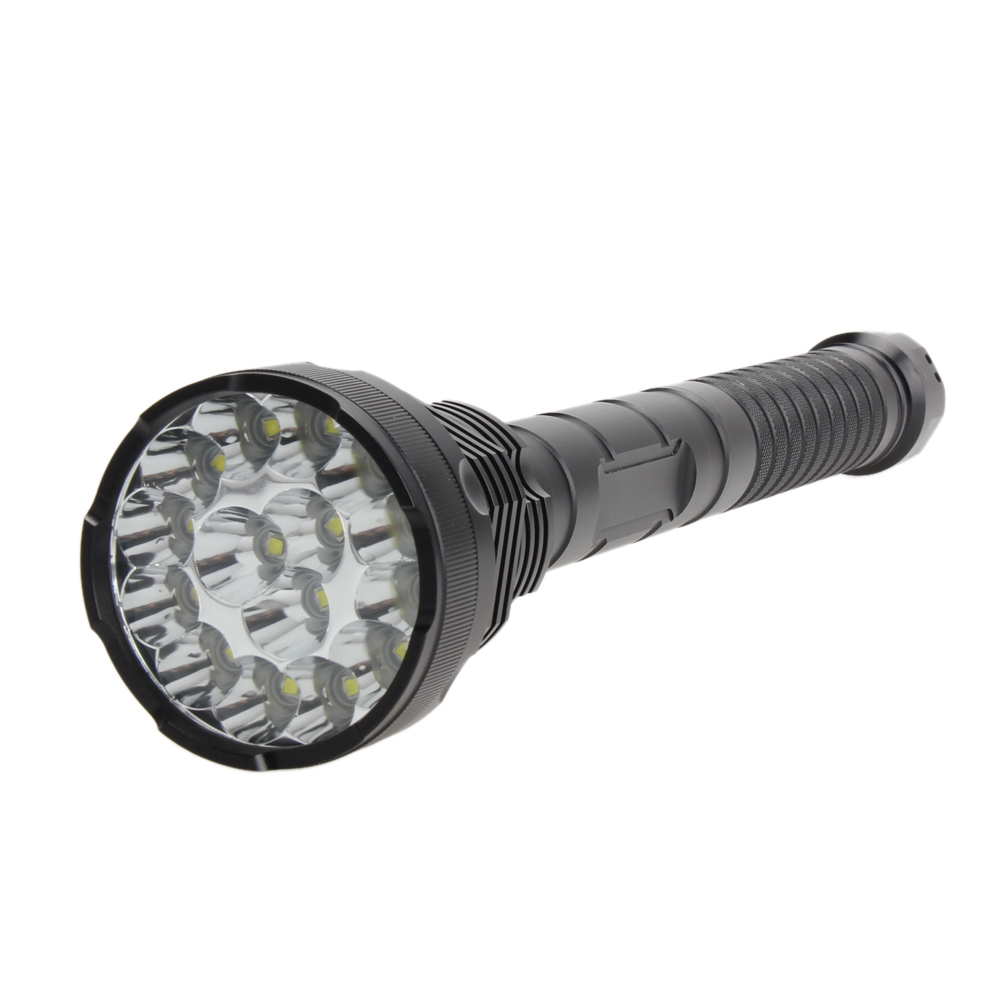Super Bright 18000Lm 5-Mode XM-L T6 LED Torch 15T6 Flashlight Torch lamp 4X18650 + Charger NG4S стоимость