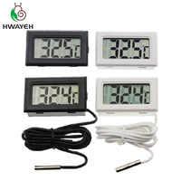 1 pz LCD Digitale Termometro per il Congelatore Temperatura-50 ~ 110 gradi Frigorifero Fridge Termometro