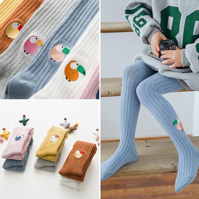 545579700 Liva Gir Brand Cartoon Girl Cotton Leggings 2018 New Knitted Warm ...