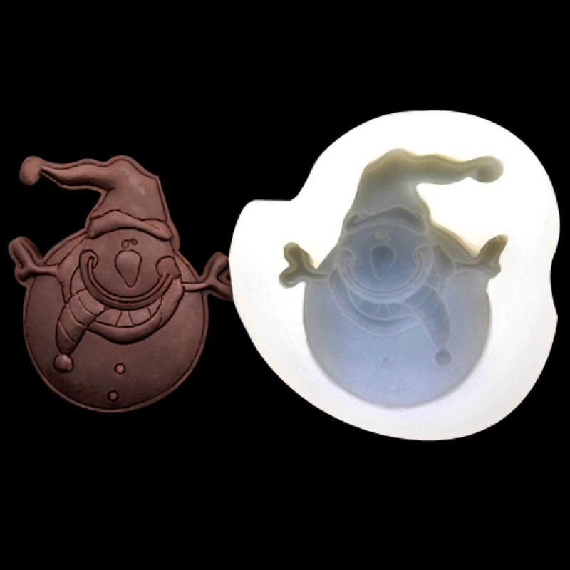 Nuevos moldes de silicona diy para pastel jalea postre jabón molde ...