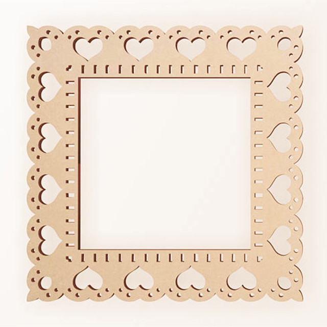 Cut It Out Unfinished Frames | Framess.co