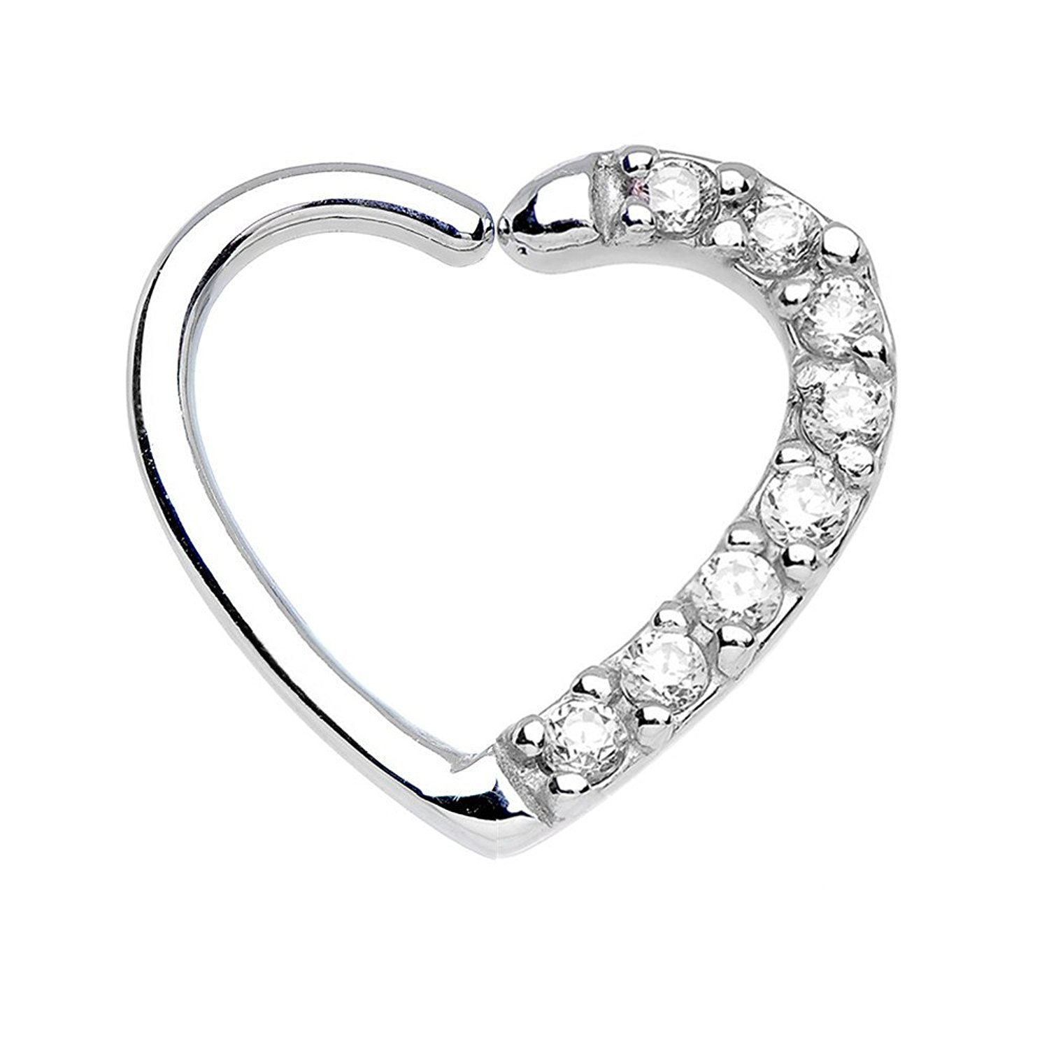 line Buy Wholesale daith heart jewelry from China daith heart