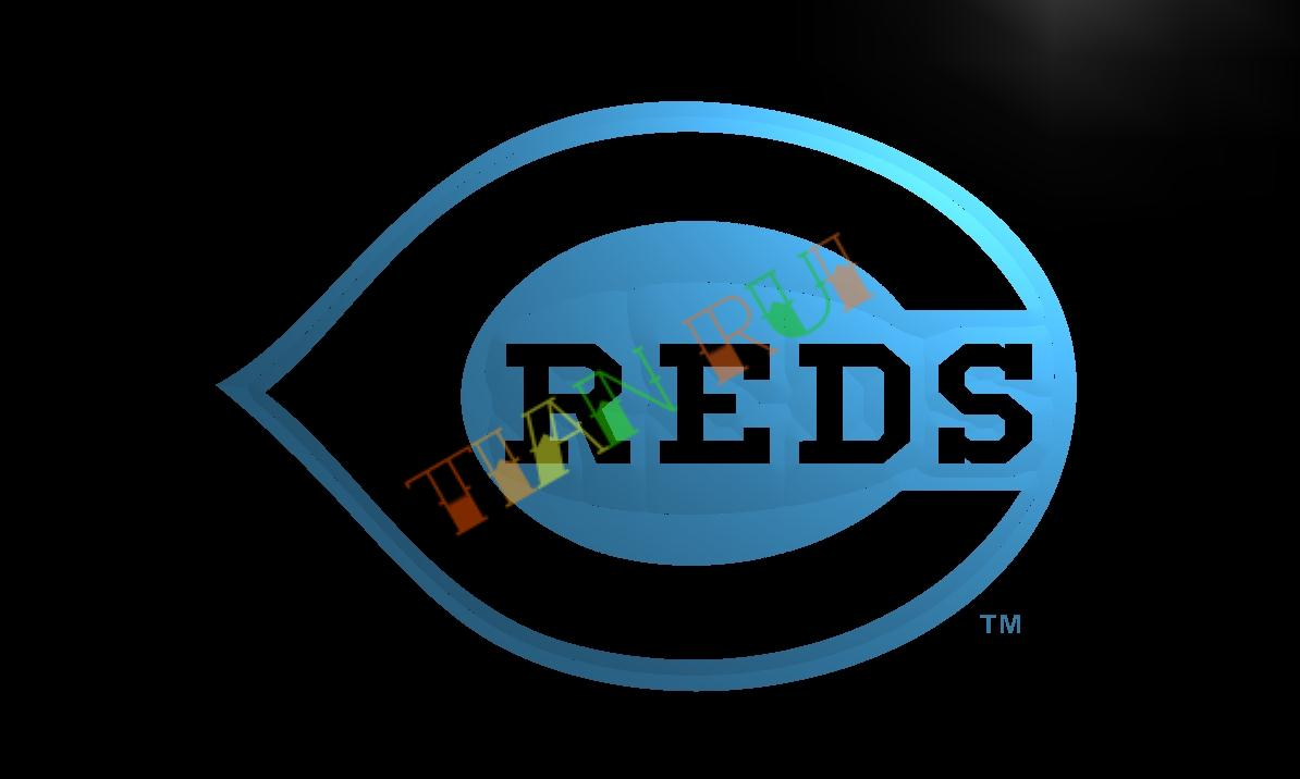 ld132 cincinnati reds led neon light sign home decor crafts - Home Decor Cincinnati