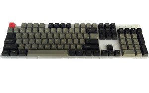 Image 3 - Dolch Thick PBT key cap  ANSI ISO layout 104 87 61 OEM Profile Keycap For Cherry MX Switches keycaps