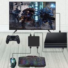 Toetsenbord Muis Muizen Conversie Ontvanger Voor Xboxone/PS4/Switch Gastheer Plug En Play Ontvanger Adapter Converter Apparaat