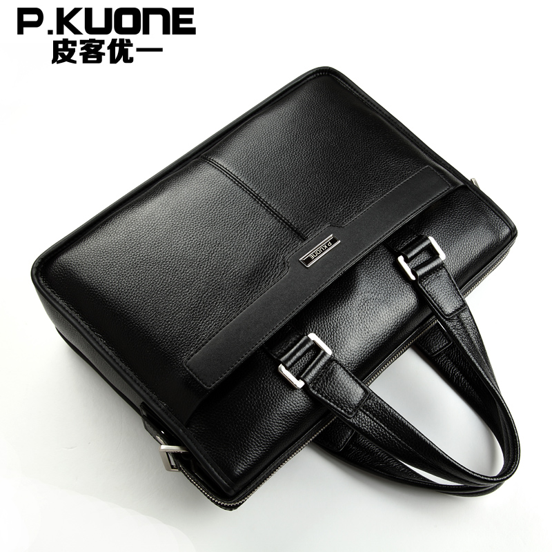 Man Business style genuine leather bag briefcase men messenger bags men multi-function shoulder bag 14Laptop handbag bvp free shipping new men genuine leather men bag briefcase handbag men shoulder bag 14 laptop messenger bag j5