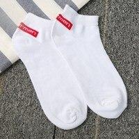 10 צבעים לשני המינים כותנה פסים נוחים גרבי קרסול קצר נעלי בית גרב סגנון צעיר Fancinating Soxs גרביים באיכות גבוהה