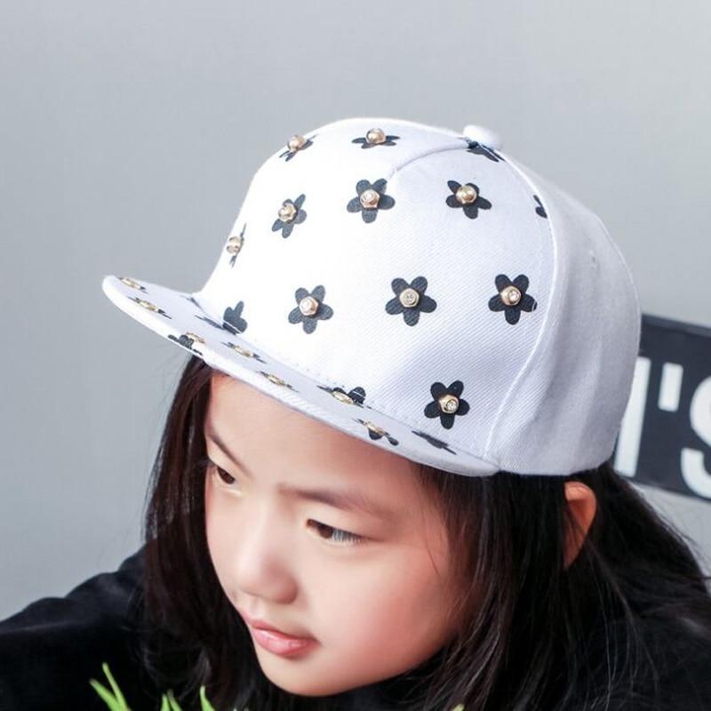 1 Pz Marchio Coreano Rivetto Punk Berretto Da Baseball Caldo Di Vendita Popolare Genitore-bambino Cap Hip-hop Cotone Cappelli Di Snapback 12 Colori 8574 Reputazione In Primo Luogo