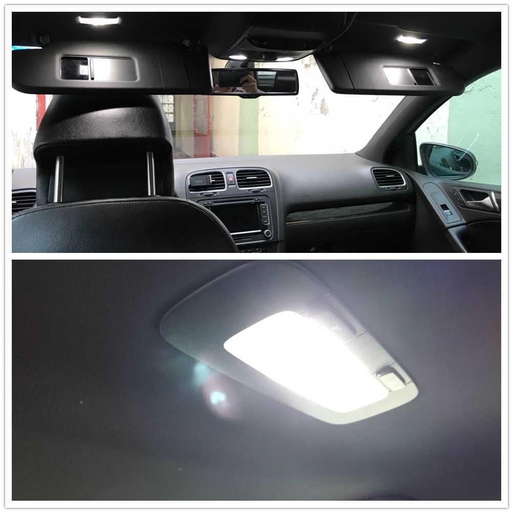 2x Canbus COB WLJH T10 W5W 501 194 168 Lâmpadas LED Lâmpada Luz 12 v LEVOU Carro Luzes de Iluminação para audi A3 A4 A5 A6 A8 Q5 Q7 RS4 RS5 TT