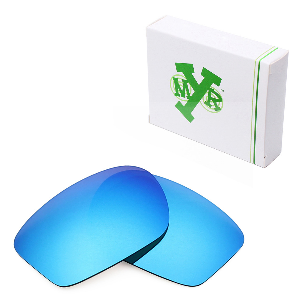 32c6b8db6447a5 Mryok POLARIZED Replacement Lenses for Oakley Chainlink Sunglasses Ice Blue-in  Accessories from Men s Clothing   Accessories on Aliexpress.com   Alibaba  ...