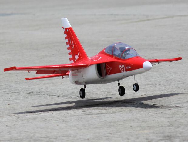 Freewing Yak130 70 мм RC Jet Kit