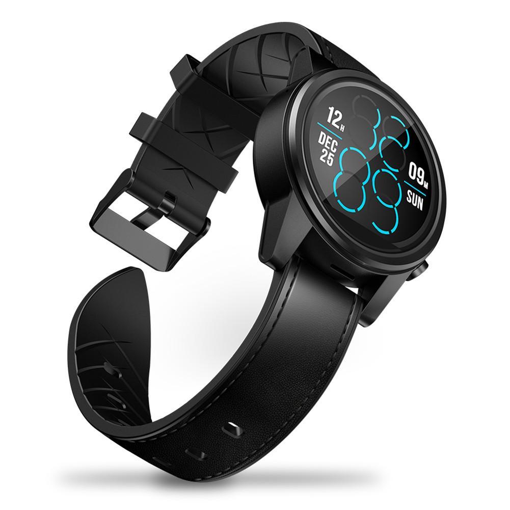 Image 5 - 4G Smart Watch 1.6 Inch Crystal Display GPS/GLONASS Quad Core 16GB 600mAh Hybrid Leather Straps Smart Watch For Men Women-in Smart Watches from Consumer Electronics