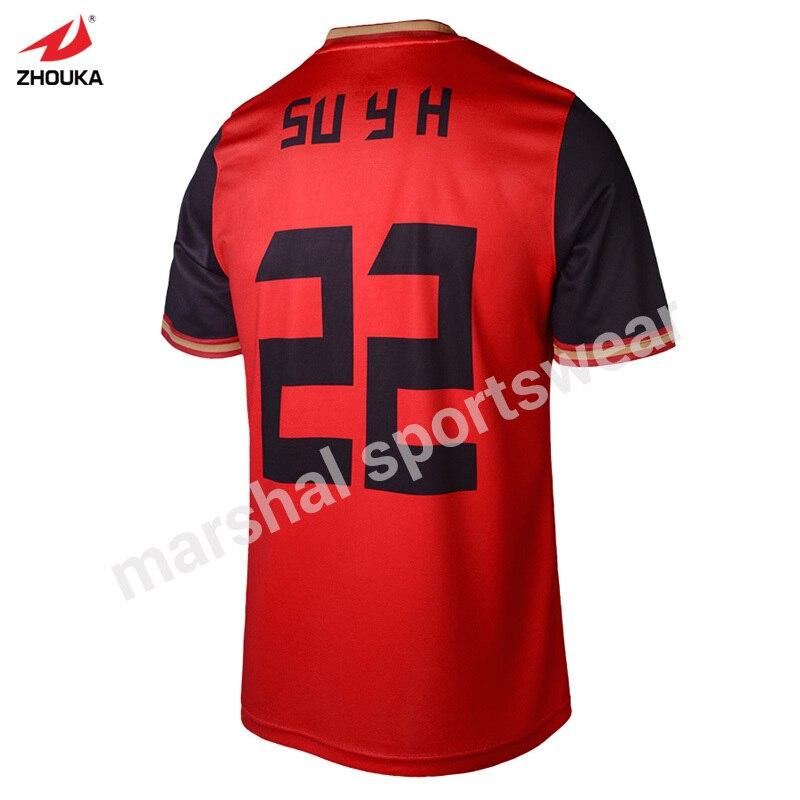 Camiseta personalizado fútbol juventud deportiva sublimada en ... 28e27238a341c