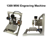 CNC 1309 MINI CNC Router Machine Working Area 13x09x4cm 3 Axis Pcb Milling Machine With GRBL