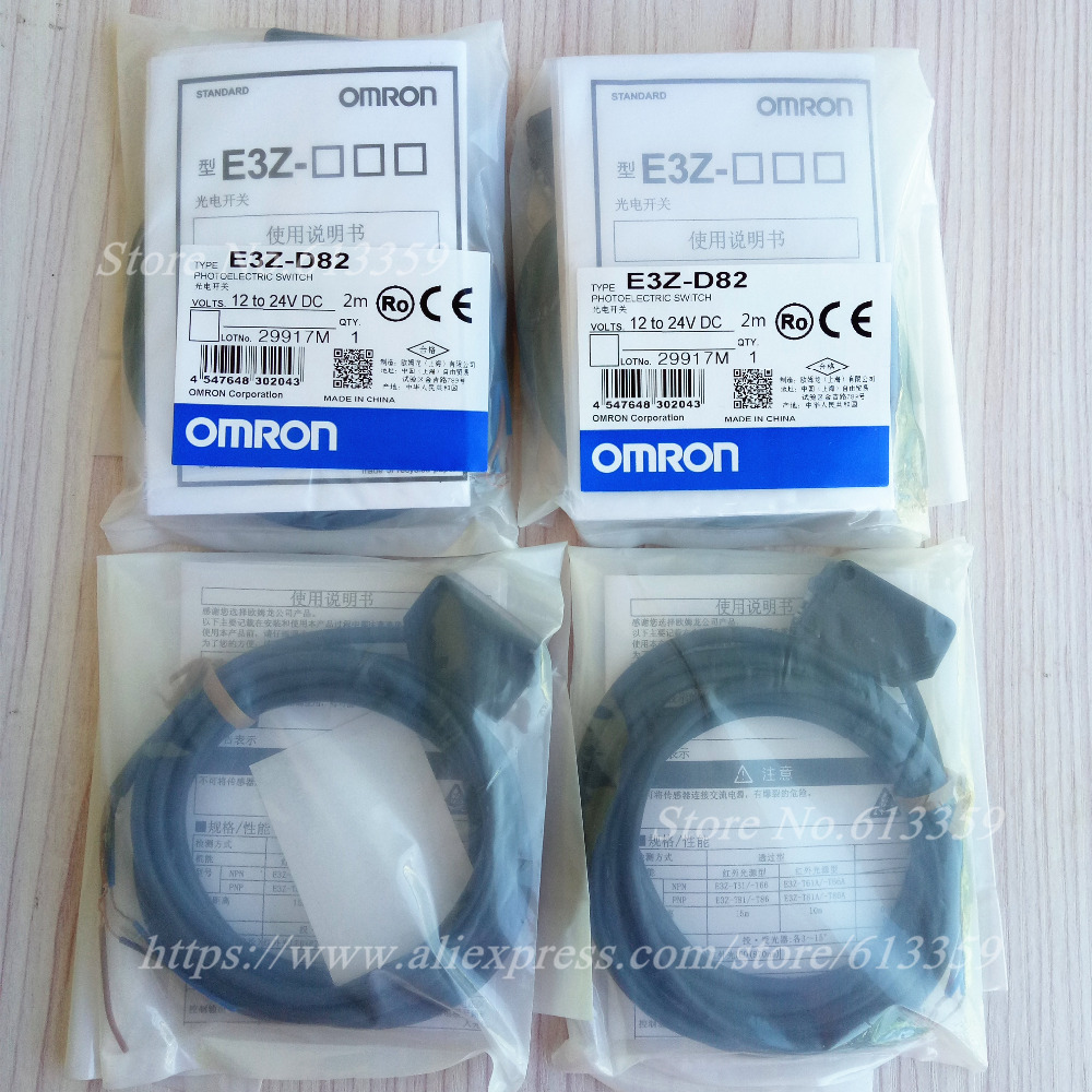 Buy Omron E3z D82 Pnp 8 50cm Photoelectric Switch Wiring Diagram Sensor New High Quality From Reliable Suppliers On Fuzhou