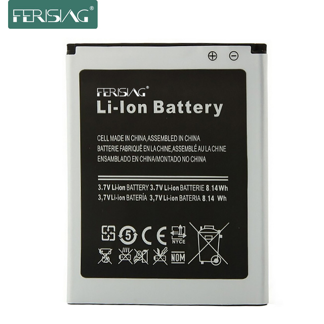 Ferising 2200mAh Battery For Cubot X6 100% 0 Cycle Phone Battery Replacement Mobile Phone Batteries