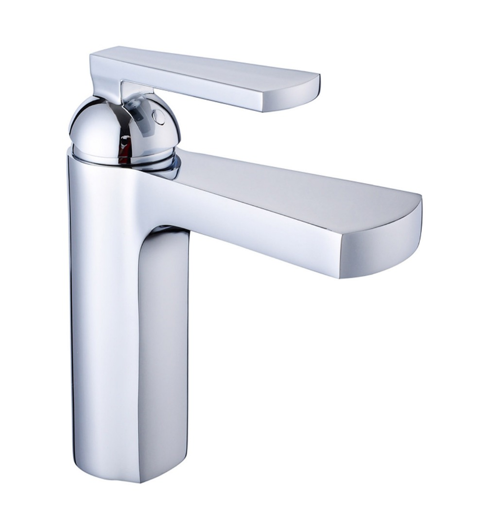 Free Shipping Much Cheap Basin Faucet With Hot Cold Cheap