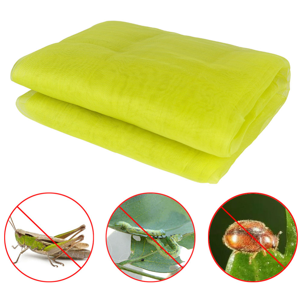 1pc Plant Covers Anti-UV Insect Bugs Protection Garden Netting Summer Plant Netting Prevent Bird Plants Mesh
