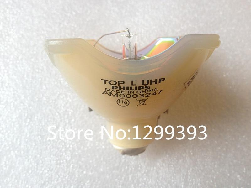 ELPLP31 / V13H010L31 for EMP-830 EMP-830P EMP-835 / EMP-835P / PowerLite 830p  Original Bare Lamp  Free shipping high quality projector lamp elplp31 for epson emp 830 emp 830p emp 835 with japan phoenix original lamp burner