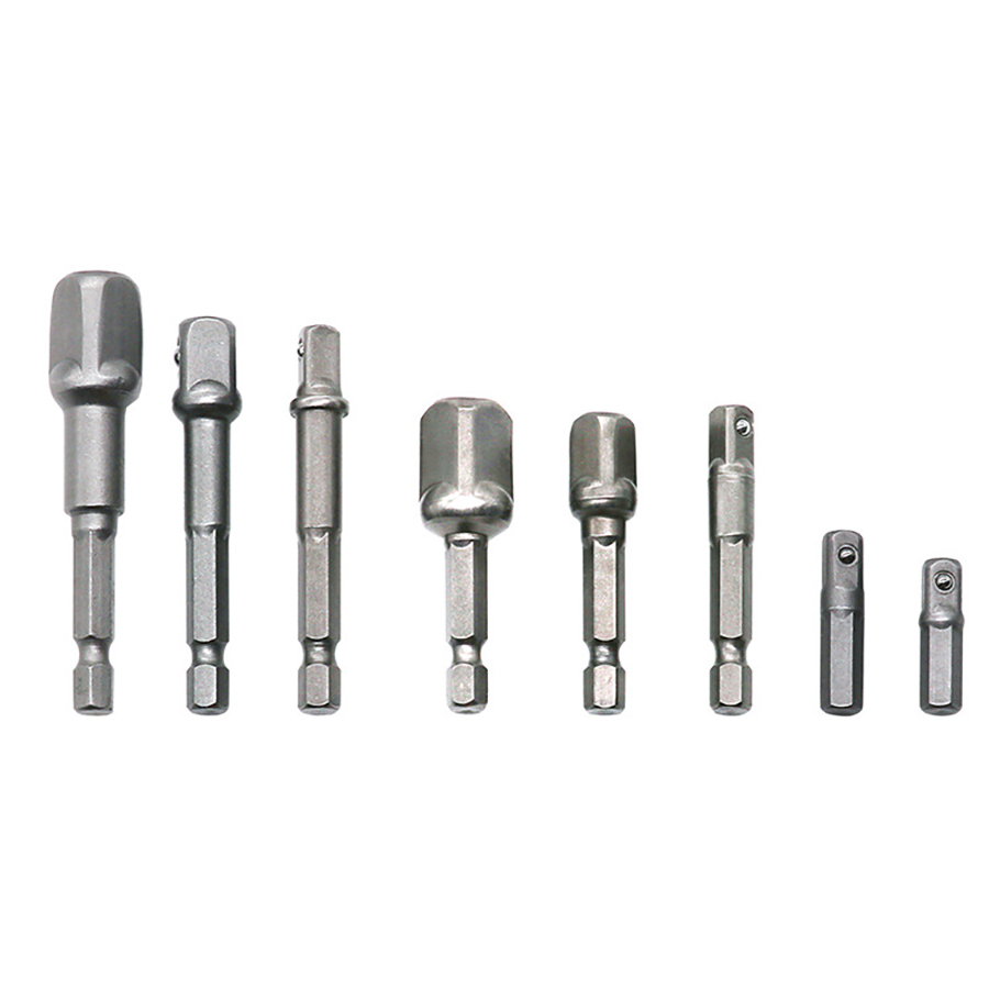 VOTO Wholesale Steel Ball Post  Set Sleeve Adapter Post Conversion To Square Head Ball Post Sleeve Adapter 8 Piece