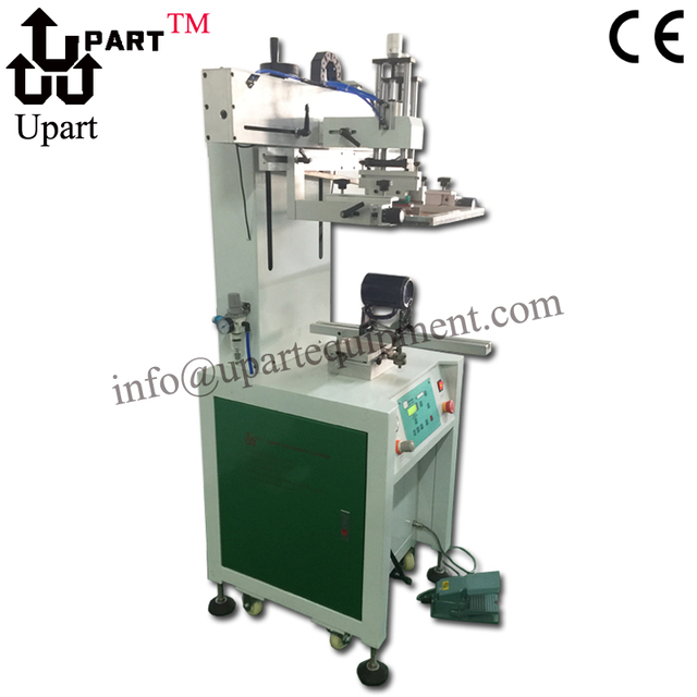 single color label  mug screen printing machine/ silk screen printer for mugs
