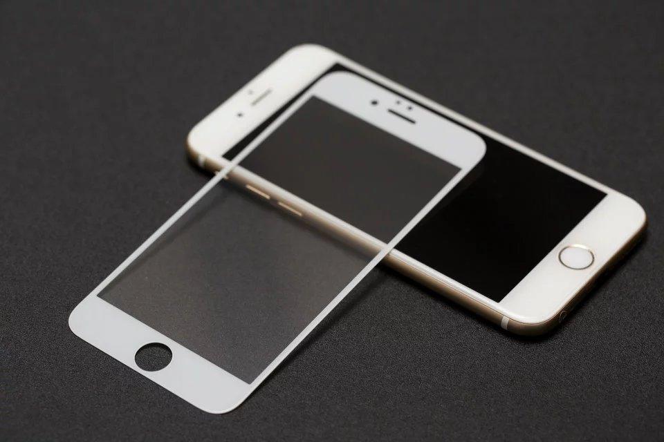 9H 2.5D matowy matowy pełna pokrywa szkło hartowane Screen Protector dla iPhone X XS MAX XR 10 8 7 6s 6 Plus 7Plus anty odciski palców 22