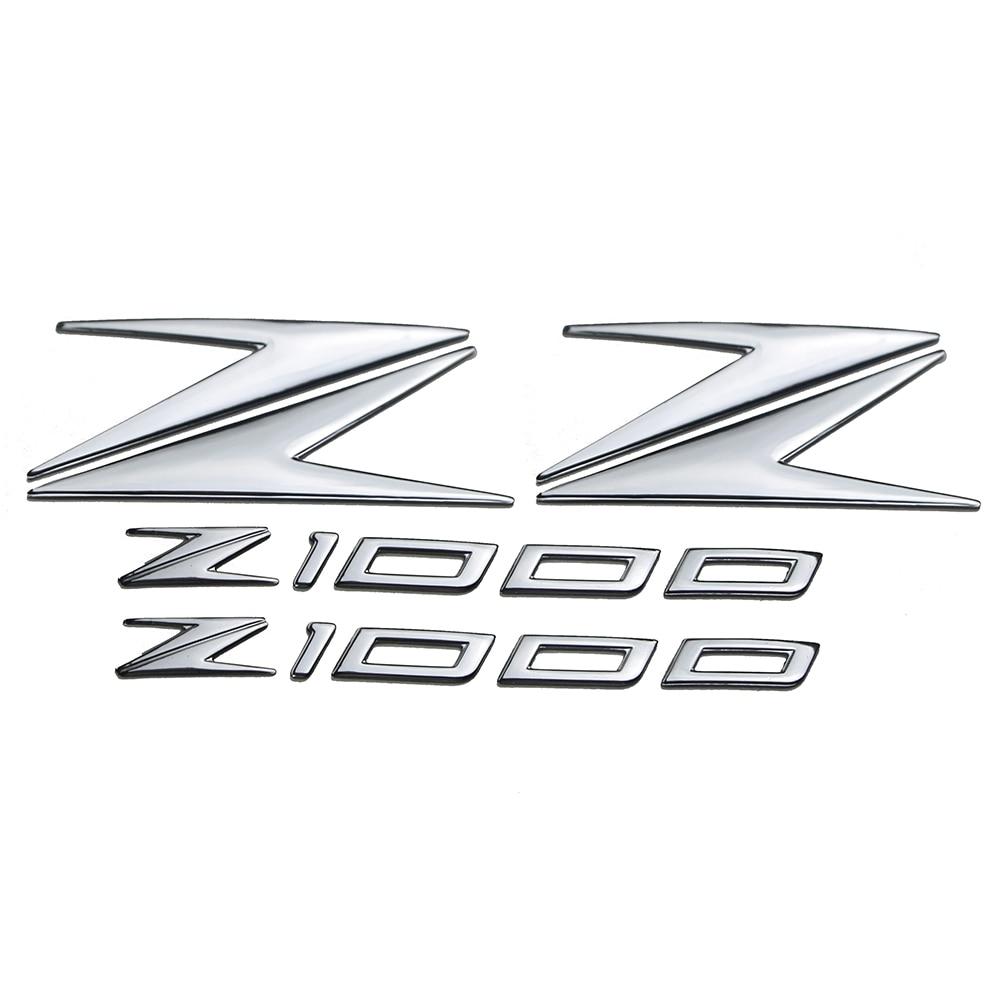 KODASKIN Motorrad 3D Erhohen Emblem Aufkleber Fur Kawasaki Z1000 2012 2017