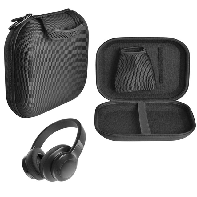 c08a89f31be Travel strap Bag Protective storage Case for JBL Duet NC/E55BT/T450BT/V750NC/UA  Flex Black On-Ear Wireless Headphones collection