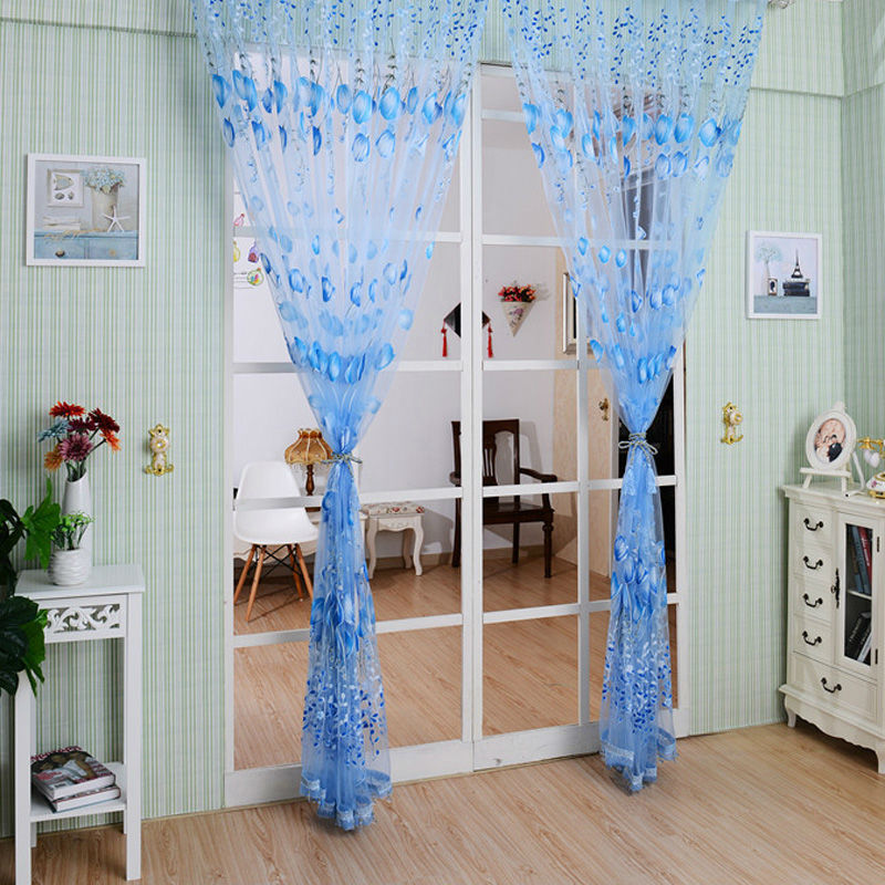 Special Price For Kitchen Curtains Tulips Ideas And Get Free Shipping A426