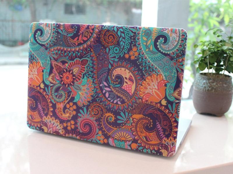 Redlai Colours Macbook Pro үшін Crystal Clear ноутбук - Ноутбуктердің аксессуарлары - фото 2