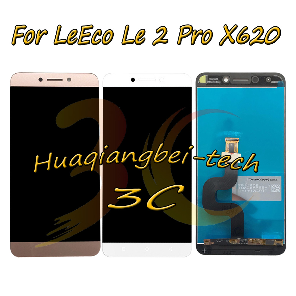 5.5'' LCD DIsplay Touch Screen Digitizer Assembly For LeTV LeEco Le 2 Le2 Pro X520 X521 X522 X525 X526 X527 X625 X529 X620 X621