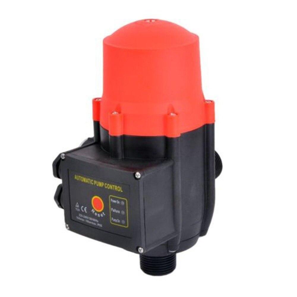 Contrôle automatique de la pompe régulateur de pression de débit d'eau pompe à eau contrôleur automatique Intelligent réglable livraison directe vente