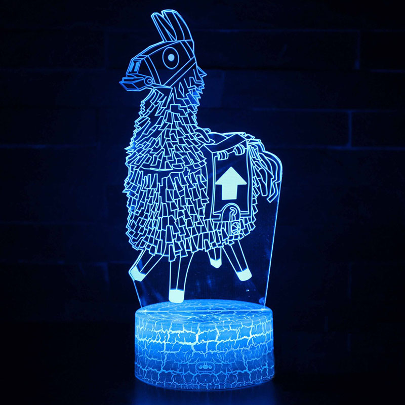 Kids Night Sleep LED Lights Projection Lamp 4