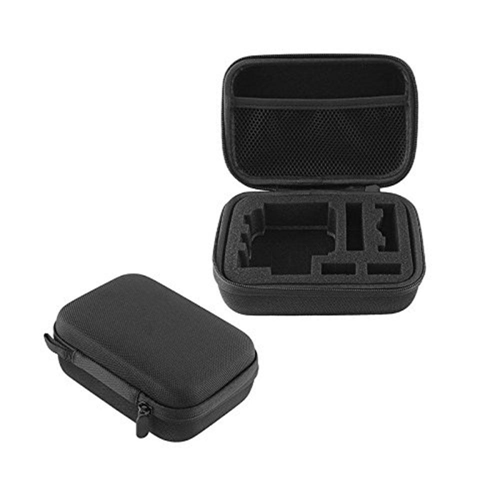 Image 4 - EastVita Portable Carry Case Hard Bag Sports Camera Accessory Anti shock Storage Bag for Go pro Hero 3/4 SJCAM Action Camera-in Sports Camcorder Cases from Consumer Electronics