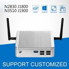 Mini pc Celeron N2840 N2830 J1800 8G RAM 32G SSD Windows10 Mini PC HDMI Laptop Computer fanless mini computer Tablet pc