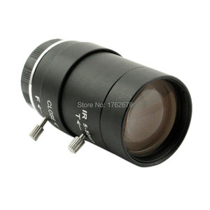 Image 2 - 5 50mm Megapixel manual varifocal lens CMOS/ CCD 1/3 CCTV lens CS mount for CCTV camera