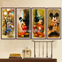 Diamond Embroidery Mickey Mouse 5D Diy Diamond Painting Cross Stitch Kits Full Diamond Mosaic Crystal Cartoon
