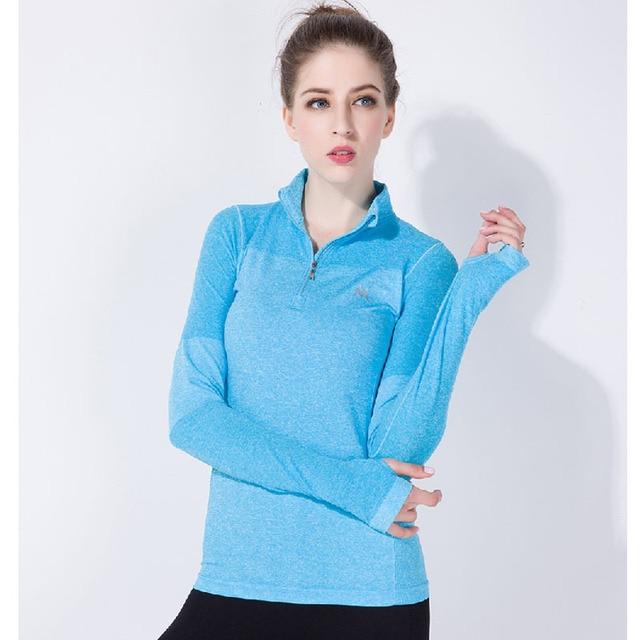 Sport Sweatshirts For Female Women Workout Hoody Gym T Shirts Fitness Clothing T-shirt Yoga Hoodies Running Tees Jacket Tops