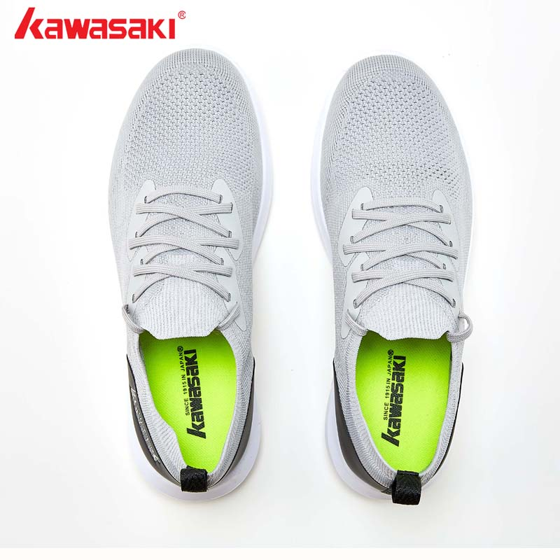 2019 Original Kawasaki Badminton Shoes Men And Women Zapatillas Deportivas Sneakers Tennis Breathable Light Jogging  Shoes K-857