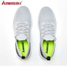 Оригинальные Кавасаки бадминтон обувь для мужчин и женщин Zapatillas Deportivas кроссовки для тенниса дышащая легкая обувь для бега трусцой K-857