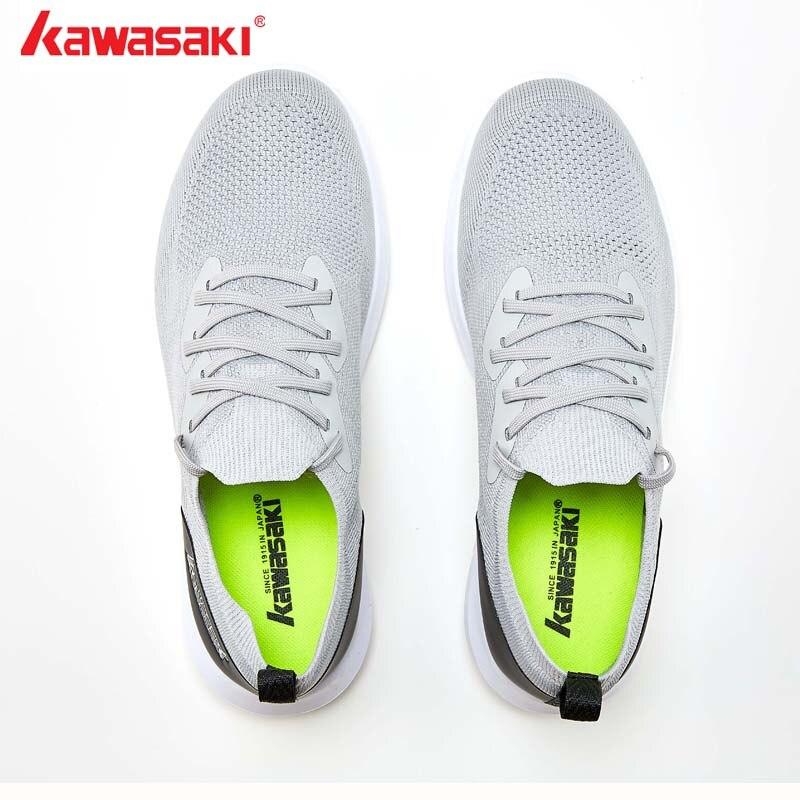 2019 Original Kawasaki Badminton Shoes Men And Women Zapatillas Deportivas Sneakers Tennis Breathable Light Jogging  Shoes K-857