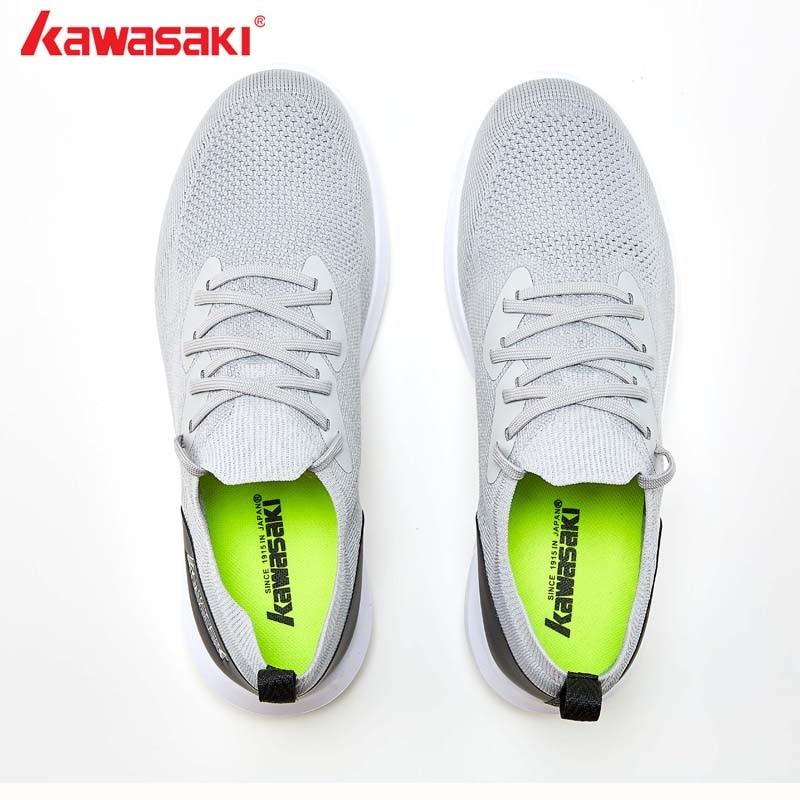 2019 Original Kawasaki Badminton chaussures hommes et femmes Zapatillas Deportivas baskets Tennis respirant léger Jogging chaussures K-857